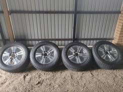 285/60 R18 Bridgestone + оригинальное литье Lexus LX 570, LX450d JPN