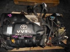 ДВС с КПП, Toyota 1NZ-FE - AT 4WD коса+комп