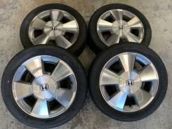 Комплект колес Honda N WGN / N BOX 165 / 55 R 14 ( Лето )