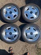 Кованные диски Work Euroline R15 с резиной 165/55R15