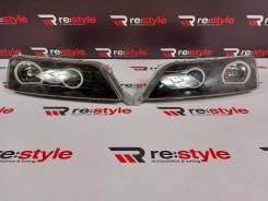 Фары Toyota Mark 2 (X100) LED Темные