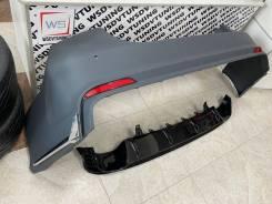 Бампер задний Toyota Camry (XV70) 2017 - 2021