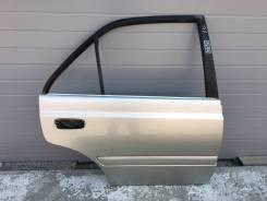 Дверь задняя правая 1C0 Toyota Carina