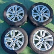 Комплект оригинальных летних колёс Subaru Impreza и др