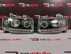 Фары Toyota Probox/Succeed 2002-2012г. LED Темные