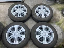 Комплект колес Nissan бесплатная доставка до ТК