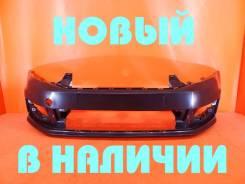 Бампер передний Volkswagen Polo 2015-2020 Новый, Рестайлинг 6RU807221TP