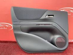 Обшивка дверей Toyota Sienta 2015 NHP170 1NZFE, передняя левая