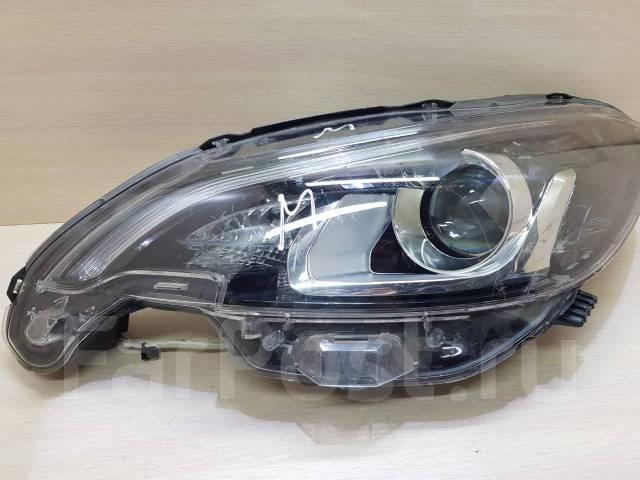 Фара левая Peugeot 108