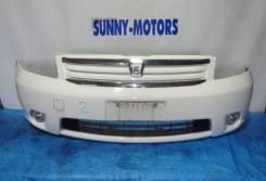 Бампер на Toyota RAUM NCZ20, NCZ25.