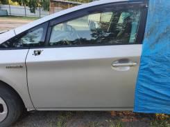 Дверь левая передняя Toyota Prius ZVW30