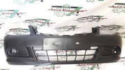 Бампер передний Nissan Almera 12-