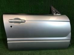 Дверь передняя правая Subaru Forester SG5 S11 EJ202 04г цвет 01G