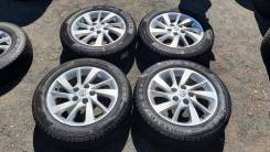 16855 колеса Nissan Silphy original 16x6.5 ET40 5x114.3 dia 66.1 31000