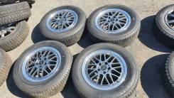 151557 колеса потрясные Legzas 15x6 ET 43 5х100 цо 73 29000