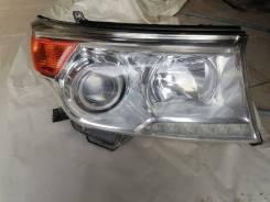 Фара передняя правая Toyota LAND Cruiser 200
