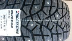 Bridgestone Blizzak Spike-02, 205/55R16