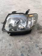 Honda Zest / Фара Левая / Оригинал / Пустая / 100-22621