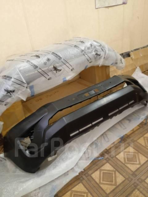 Бампер передний Toyota Land Cruiser 150 Prado J150