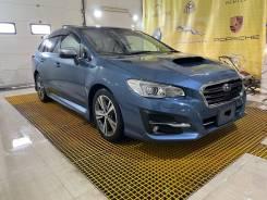 Фары рестайл Subaru WRX/Levorg 2017 LED
