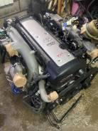 Двигатель в сборе с акпп 1JZ-GTE