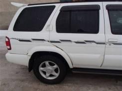 Дверь задняя правая белая(WK0) Nissan Terrano LR50 92000km
