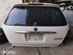 Задняя дверь с обшивкой. Honda Odyssey RA7 2001 F23A