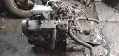 Двигатель в сборе с КПП и ЭБУ 2111 8 клапанов.