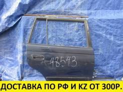 Дверь задняя Правая Toyota Caldina AT191 T48543