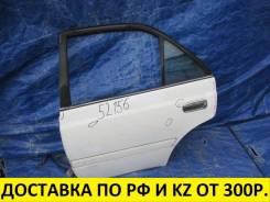 Дверь Toyota Carina ST210 Левая Задняя T52156