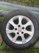 Продам комплект колес с новой зимней резиной 195/65/15