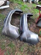 Honda Civic 5D бампер задний