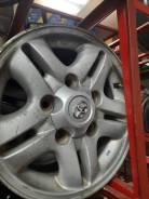 "Toyota. 8.0x16"", 5x150.00, ET60, ЦО 110,0мм."