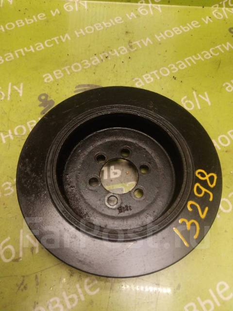 Шкив коленвала Bmw 5 Series [11237519628] E60 N52B25 11237519628