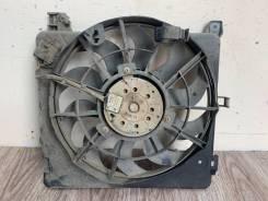 Вентилятор радиатора Opel Zafira B 2007 [24467444] Минивэн A17DTR 24467444