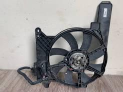 Вентилятор радиатора Opel Meriva A 2006 [5020363] Минивэн Z16XE 5020363