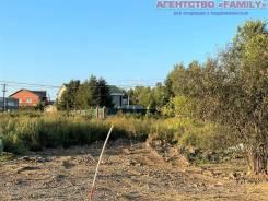 Продается пос. Новый, участок 9 соток, коттеджный городок!. 886кв.м., аренда, электричество, вода. Фото участка
