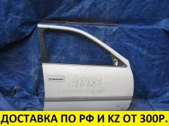 Дверь Toyota Mark Ii Wagon Qualis MCV20, передняя правая T48484