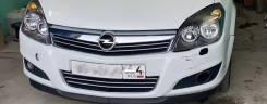 Бампер Opel Astra H 5 дв.