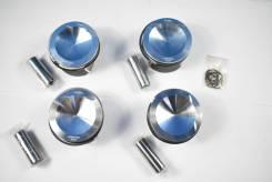 Поршни c кольцами и пальцем (Комплект) +0,25 (R1) VAG 2,0L CDL/CDM [06D107104C] 06D107104C