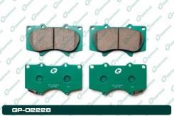 Тормозные колодки Mitsubishi Pajero [GP02228] V97W, переднее [5843] GP02228