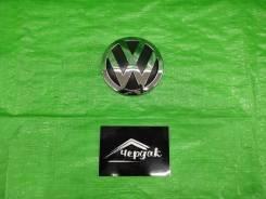 Эмблема Volkswagen Touareg 2005 [7L6853630, 7L6853630A, 7L6853630AULM] 7L6853630