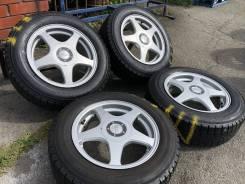 Комплект зимних колес 195 65 15 + литые диски 5*100/5*114.3