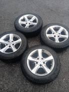 Продам комплект колес с акорда 6