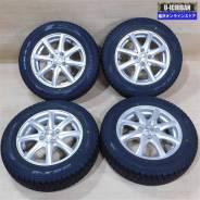 Продам комплект зимних колес 165/70R14 на литье Dunlop