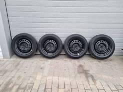 Колёса летние Dunlop R 15