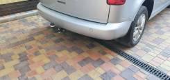 Бампер задний Volkswagen Caddy (3) 2004-2015