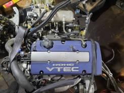 Двигатель в сборе с навесным F20B sir 180 лс