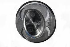 Поршни c кольцами и пальцем (комплект) +0,25 (R1) VAG 1,4L CAV [03C107065CK] 03C107065CK