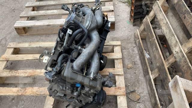 Контрактный двигатель EJ204 Impreza Legacy Forester